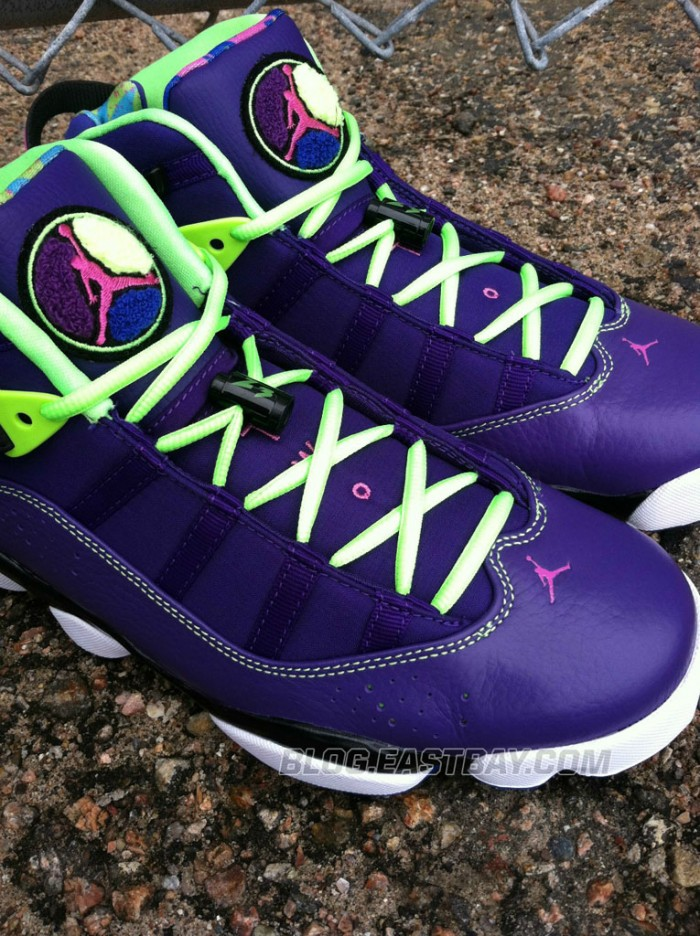 Jordan Six Rings - 'Bel-Air' (5)