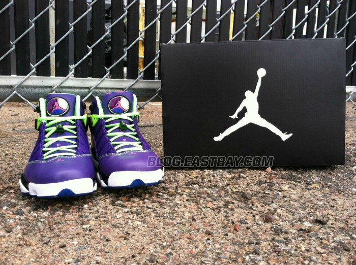 Jordan Six Rings - 'Bel-Air' (9)