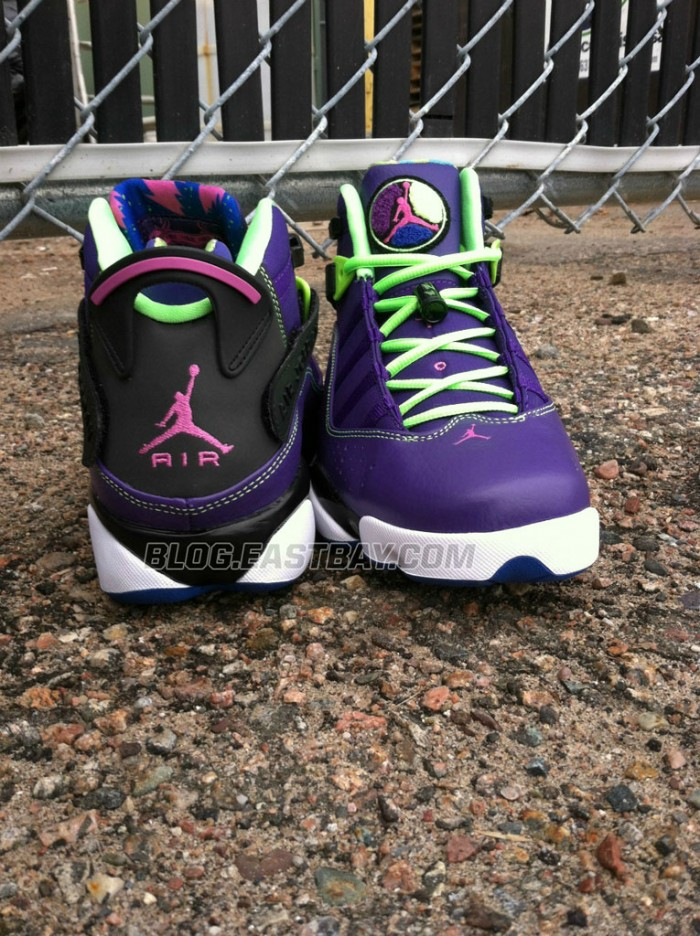 Jordan Six Rings - 'Bel-Air' (11)
