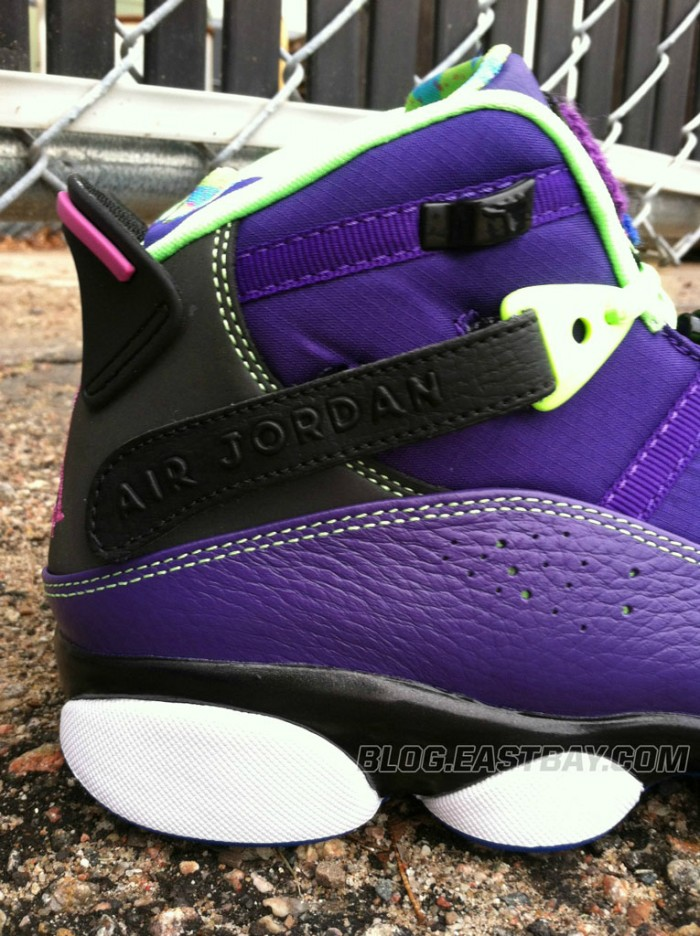 Jordan Six Rings - 'Bel-Air' (12)