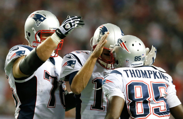 NFL Watch // Patriots Perfect After Road Win in Atlanta