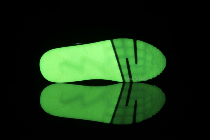Nike Air Max 90 CMFT Premium Tape - Glow in the Dark (9)