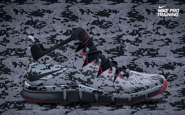 Nike Free Trainer 7.0 - 'Warren Sapp' (1)