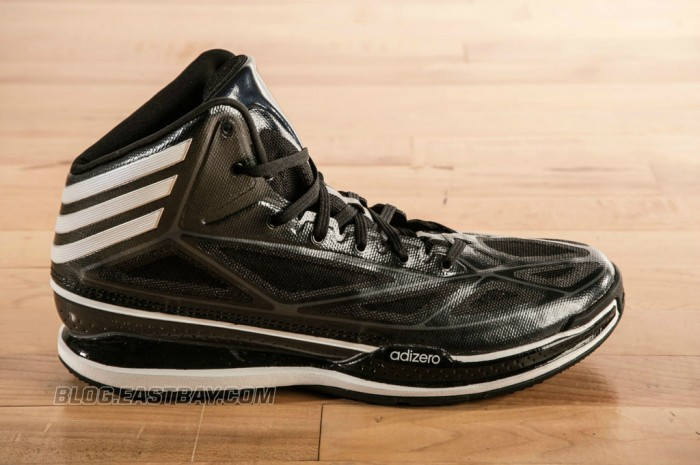 timeless design 9f52b dd0c9 ... adidas Crazy Light 3 - BlackWhite (2) fashion black cc58a 40e94 Light  white black red adidas adizero ...