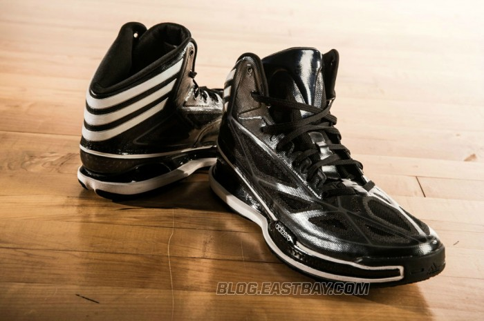lowest price ec369 8776e ... adidas Crazy Light 3 - BlackWhite (5) freeshipping 1f68a f9eeb