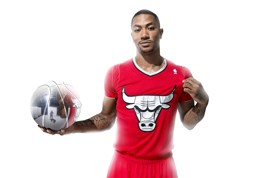 4d86c504322 adidas Unveils  BIG Logo  NBA Uniforms for Christmas    Derrick Rose