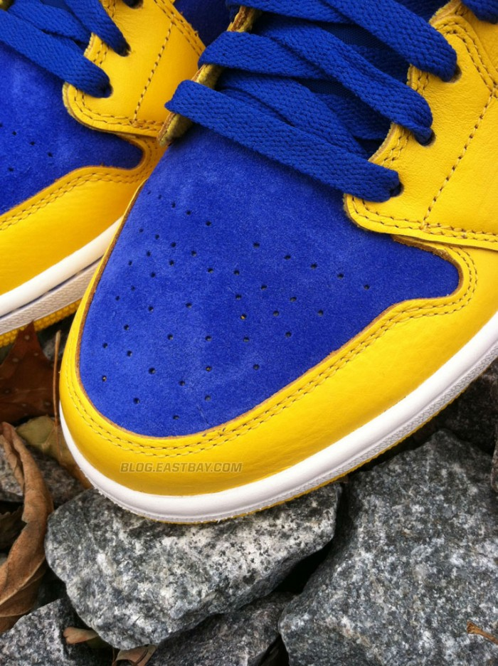 Air Jordan 1 Retro High OG - 'Laney' (2)