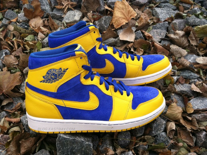 Air Jordan 1 Retro High OG - 'Laney' (4)