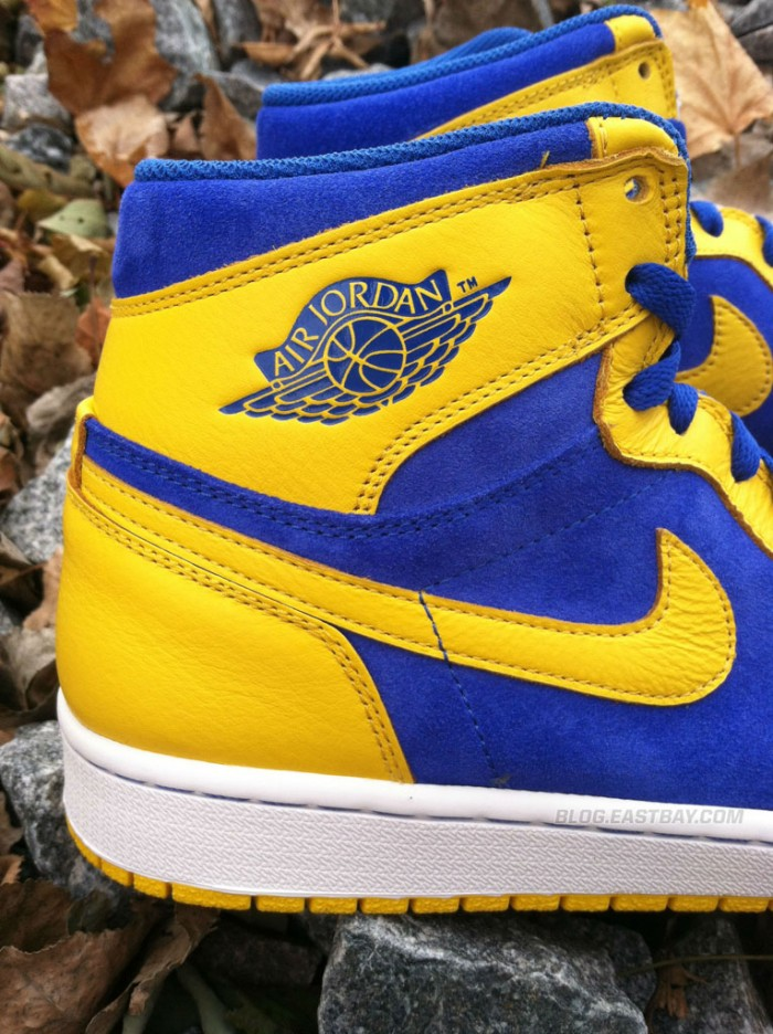 Air Jordan 1 Retro High OG - 'Laney' (5)