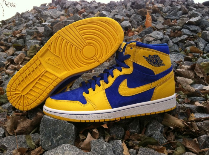 Air Jordan 1 Retro High OG - 'Laney' (8)