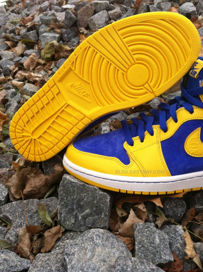 Air Jordan 1 Retro High OG - 'Laney' (9)
