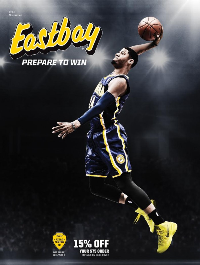 Cover Athlete Interview // Paul George of the Indiana Pacers