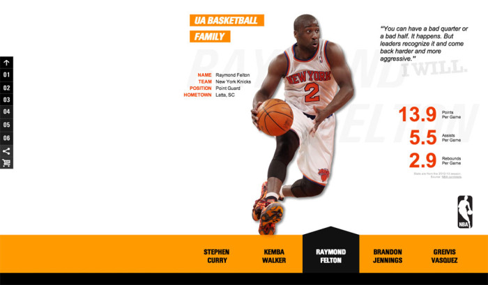Eastbay x Under Armour Basketball Facebook App (2)