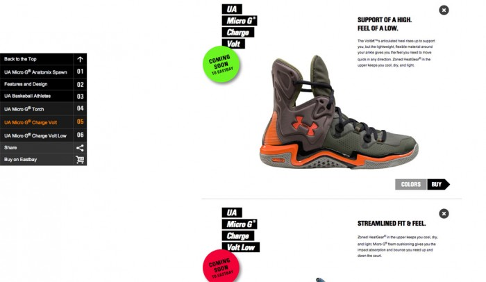 Eastbay x Under Armour Basketball Facebook App (4)