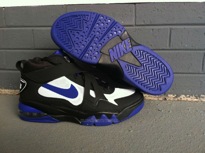 Nike Air Force Max CB 2 Hyperfuse - 'Concord' (8)