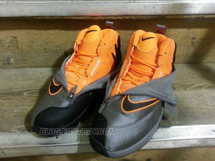Nike Air Zoom Flight The Glove - 'Oregon State' (4)