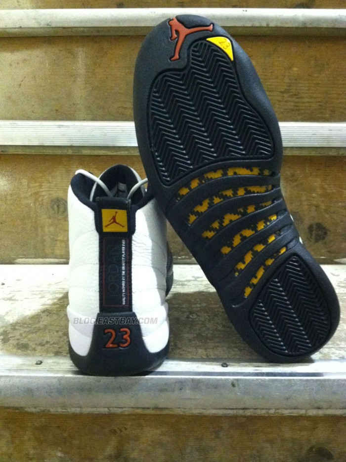 Air Jordan 12 Tamaño Taxi 5 gJeWs