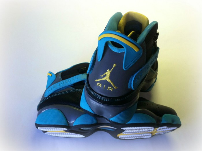 Jordan 6 Rings - 'Gamma Blue' (2)