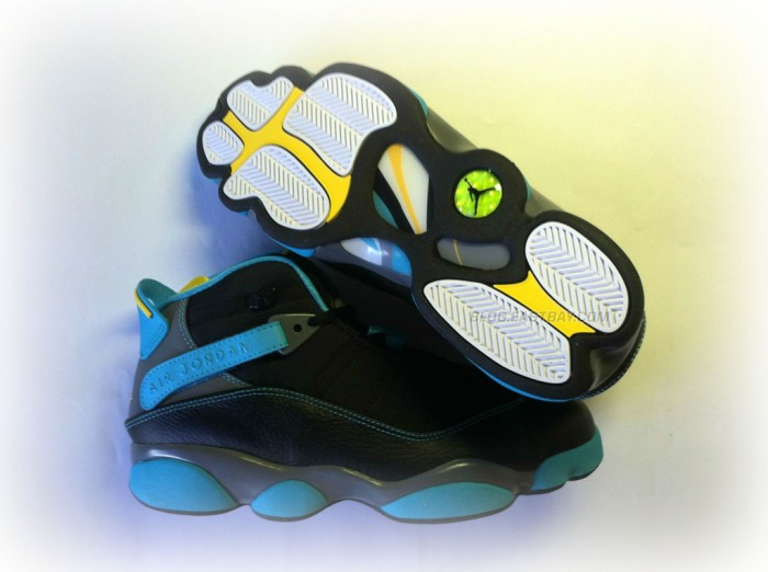 Jordan 6 Rings - 'Gamma Blue' (4)