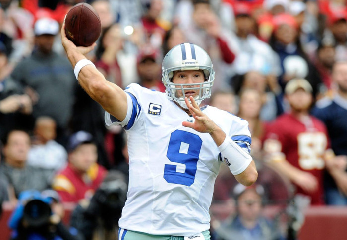 NFL Watch // Romo Clutch in Unexpected Season Finale