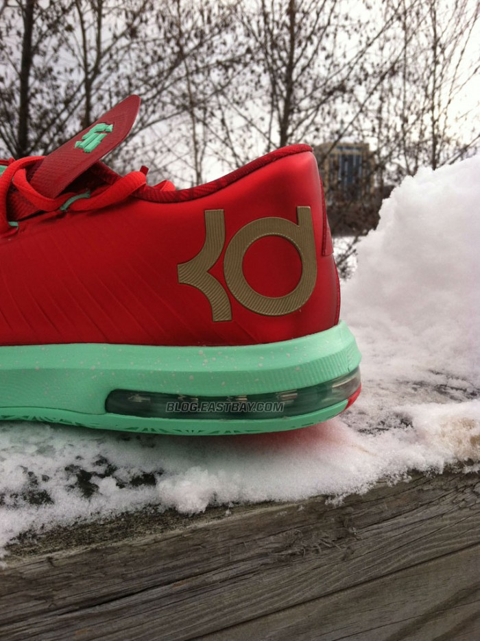 Nike Basketball Christmas Pack // KD 6 (1)
