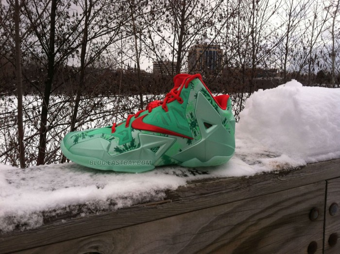 Nike Basketball Christmas Pack // LeBron 11 (1)