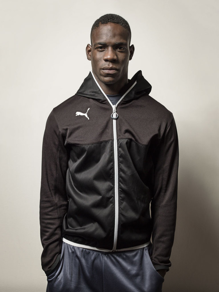 Mario Balotelli Signs with PUMA (2)