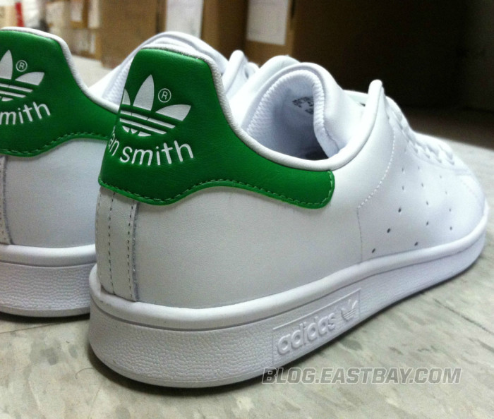 adidas Originals Stan Smith Green (2)