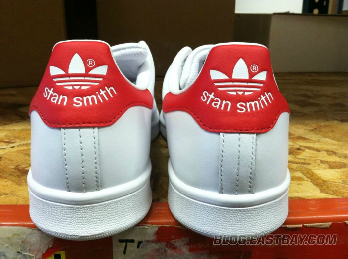 adidas Originals Stan Smith Red (1)