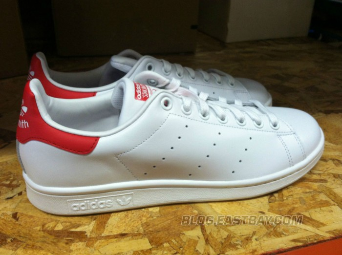 check out 8c7ac 9755b adidas Originals Stan Smith Volleyed Back Into Rotation ...