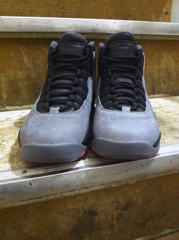 Family Affair: Air Jordan 10 Retro Cool Grey (1)