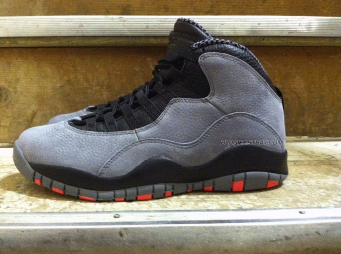 Family Affair: Air Jordan 10 Retro Cool Grey (4)