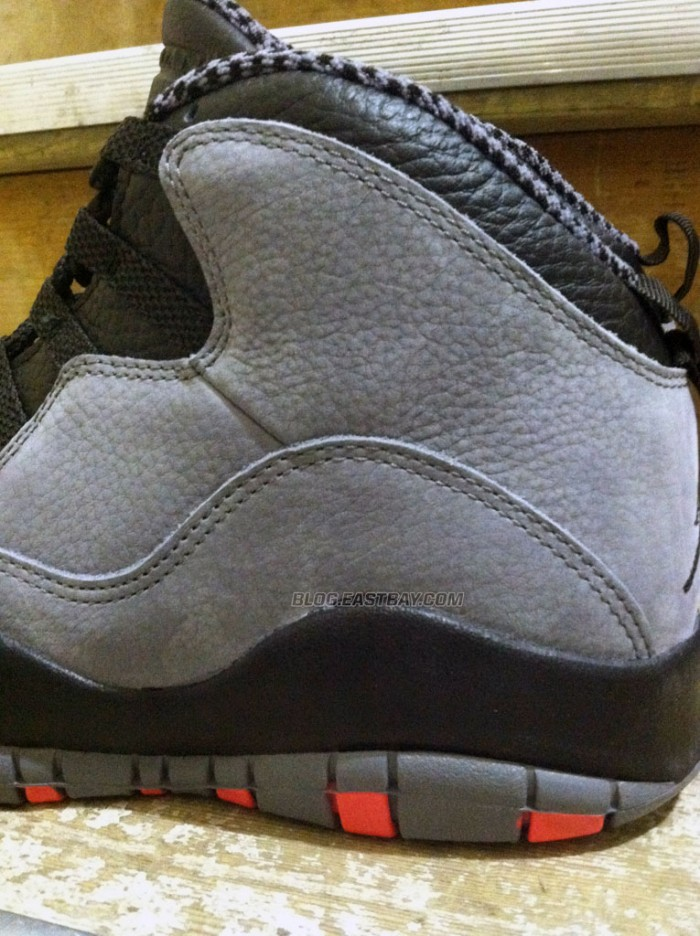 Family Affair: Air Jordan 10 Retro Cool Grey (5)