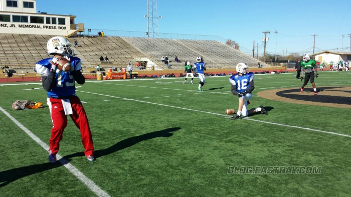 The Daily Grind: Eastbay Youth All-Americans Practice Twice Daily Ahead of Games (1)