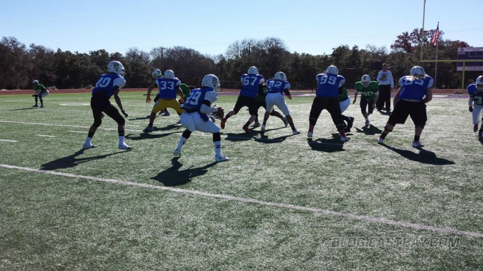 The Daily Grind: Eastbay Youth All-Americans Practice Twice Daily Ahead of Games (2)