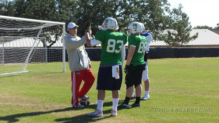 The Daily Grind: Eastbay Youth All-Americans Practice Twice Daily Ahead of Games (3)