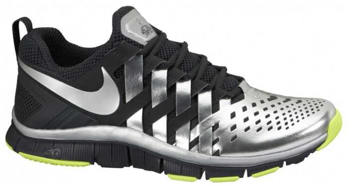 Nike Training 'Silver Speed' Super Bowl Collection - Free Trainer 5.0