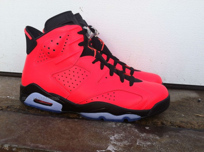 Air Jordan 6 Retro 'Infrared 23' (1)