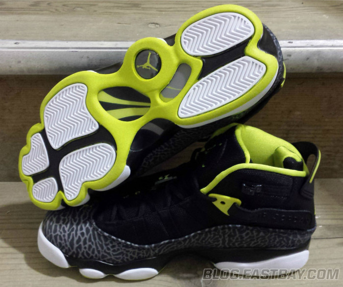 Jordan  Rings Venom Green Review