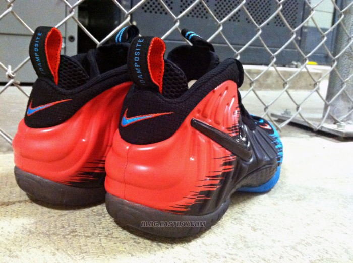 Nike Air Foamposite Pro Spider-Man (3)