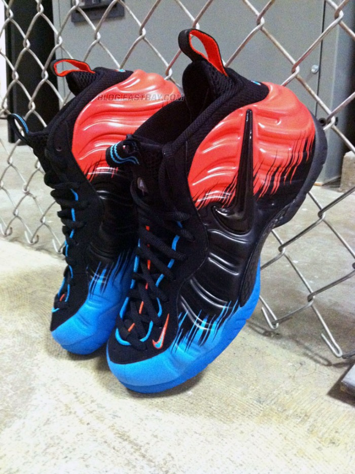4)Nike Air Foamposite Pro Spider-Man (5)
