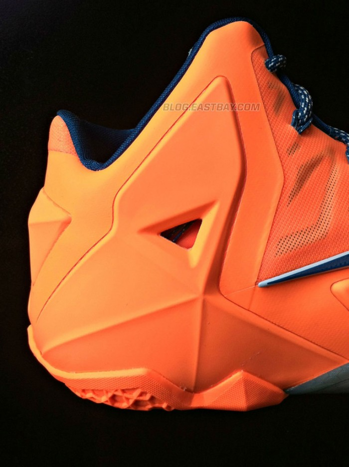 Nike LeBron 11 'Atomic Orange' (2)