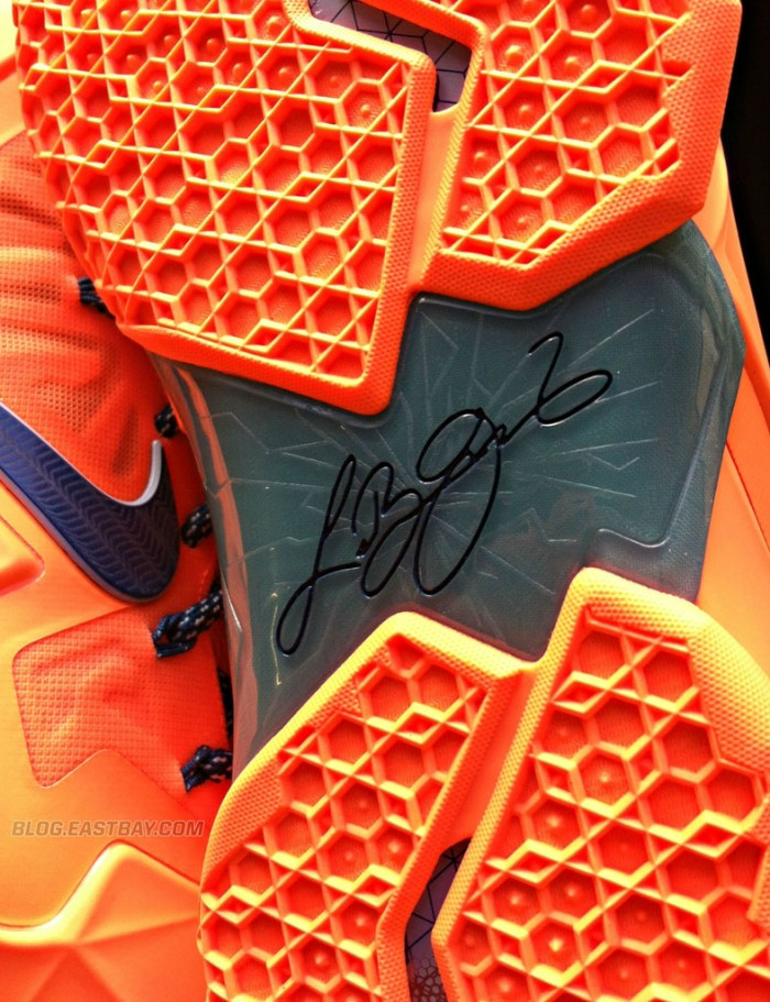 Nike LeBron 11 'Atomic Orange' (3)