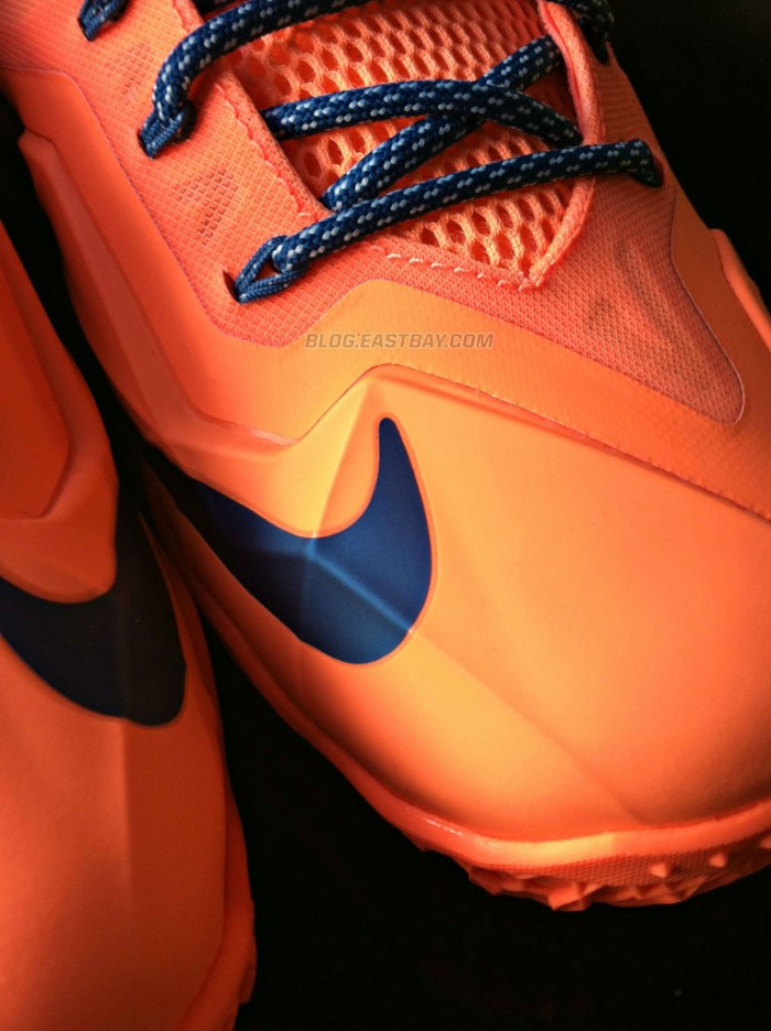 Nike LeBron 11 'Atomic Orange' (6)