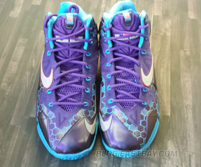 Nike LeBron 11 'Summit Lake Hornets' (1)