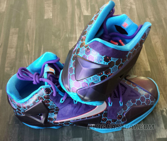 Nike LeBron 11 'Summit Lake Hornets' (4)