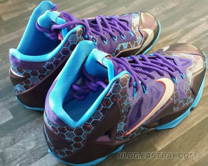 Nike LeBron 11 'Summit Lake Hornets' (5)