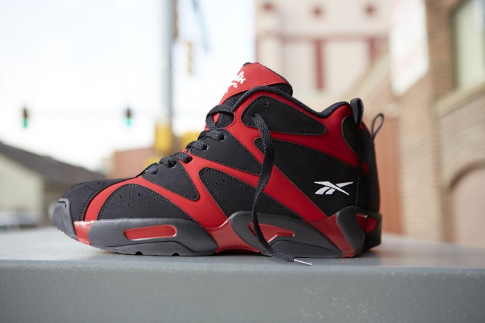 Reebok Kamikaze 1 - Flash Red/Black (2)