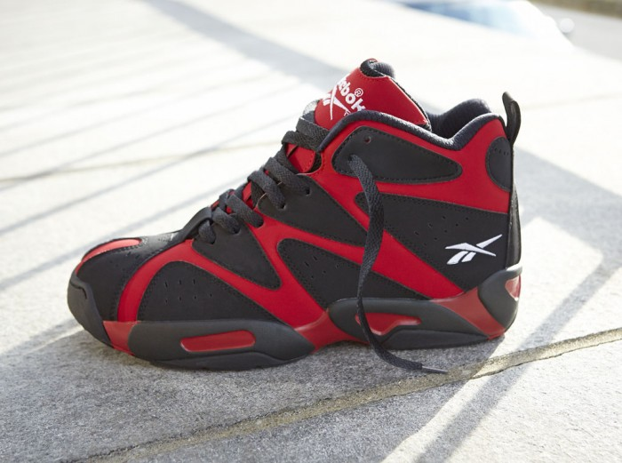 Reebok Kamikaze 1 - Flash Red/Black (3)