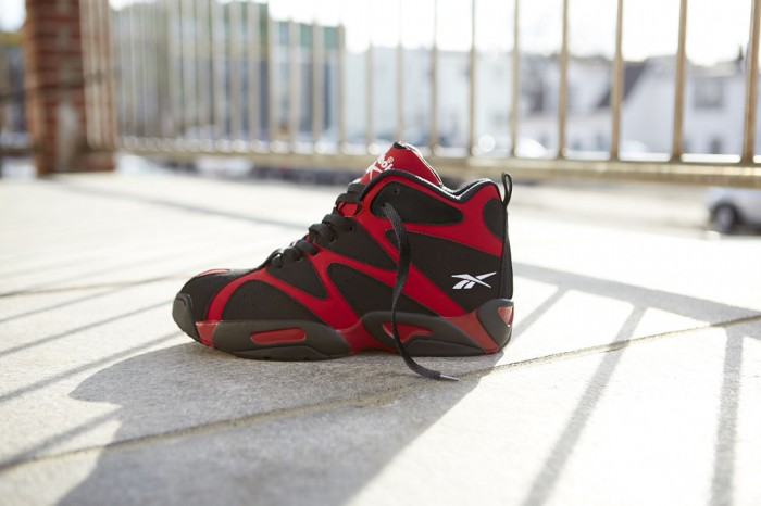 Reebok Kamikaze 1 - Flash Red/Black (4)